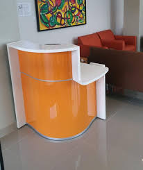 office furniture reception desks large receptionist desk. wave small reception desk lefthanded counter high gloss orange office furniture desks large receptionist i