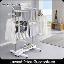 singapore korean clothes rack br505