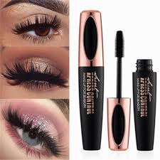 dels about long lasting 4d silk fiber eyelash maa extension makeup black eye lashes