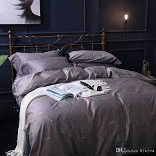 bedding set egyptian cotton queen king size duvet cover sheet pillowcase home textile king duvet cover set comforter and sheet sets from hycyou