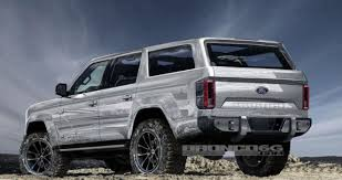 2020 Ford Bronco Twin Turbo Release Date \u0026 Price