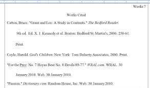works cited page mla websites okl mindsprout co works