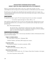 011 Research Paper How To Cite Apa In Text Cited Quotes Museumlegs