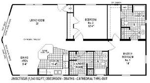 double wide floor plans. 10 Great Manufactured Home Floor Plans Double Wide S
