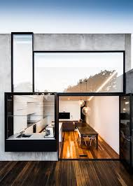 modern home architecture interior. Delighful Interior Turner House By Freadman White Architecture With Modern Home Architecture Interior