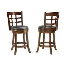 24 inch swivel bar stools. Brassex Manchester 24-inch Swivel Bar Stool Espresso 1021-24 24 Inch Stools B