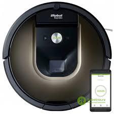 <b>Робот</b>-<b>пылесос iRobot Roomba 980</b> 98004 - Roomba в ...