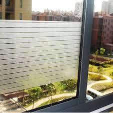 Havalime Premium Fensterfolie Sichtschutz Milchglas Matt