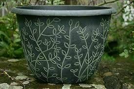 12 serenity pantone planter pots bowl