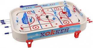 Купить <b>Наша Игрушка Настольная игра</b> Хоккей 0070 в каталоге с ...