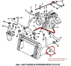 small block chevy water flow diagram small image quick radiator question urgent ls1tech on small block chevy water flow diagram