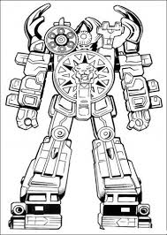 Small Picture Power Ranger Robot Coloring Pages Super Heroes Coloring pages of