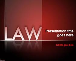 Law Templates Free Law Firm Powerpoint Template
