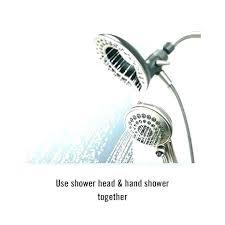 hand held shower hose delta shower heads shower shower heads double shower head delta shower