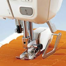 Mini Sewing Machine Accessories Even Feet Foot Presser Walking ... & Mini Sewing Machine Accessories Even Feet Foot Presser Walking Foot Low  Shank With Quilting Guide for Adamdwight.com