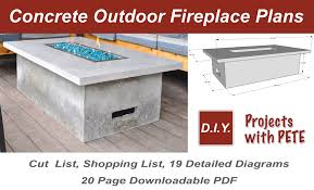 how to make an outdoor gas fireplace