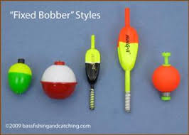 fishing bobbers especially slip bobber fishing for bass is not a