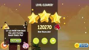 Android - Angry Birds Rio - Rio - Golden Beachball - 1 - 120,270 - Andrew  Peter Mee