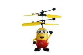 Купить <b>радиоуправляемый</b> летающий миньон Дэйв <b>CS Toys</b> со ...