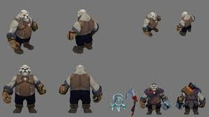 dota 2 hero concept sheets polycount forum dota 2 pinterest