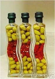 Decorative Pepper Bottles Set of 100 Decorative Vinegar Wave Bottles by GlasPak 100100 16