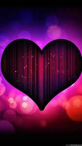 1080x1920 Abstract Cool Circle Heart ...