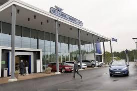 Keskusautohalli avaa Salossa Nissan-kaupan - Paikalliset - Turun Sanomat
