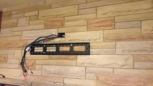 hanging tv on brick fireplace hang on brick wall full size of minimum distance between install hanging tv on brick fireplace