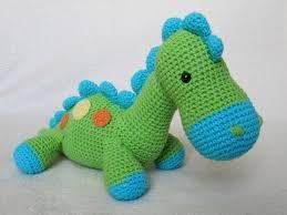 Free Crochet Dinosaur Pattern Inspiration Crochet Dinosaur Pattern Roar 48 Free Crochet Dinosaur Patterns