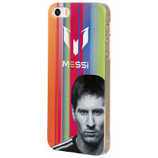 Iaccy Designs Pvt Ltd Messi Stripe Profile Case For Iphone 5 5s