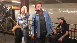 Miley Cyrus and Jimmy Fallon Surprise NYC Subway Performance ...