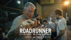 A Film About Anthony Bourdain ...