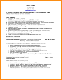 9 Sample Resume Of Computer Technician Azzurra Castle Grenada