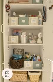 bathroom storage and small linen closet organization you ideas amazing ideas design