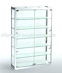 surprising small display cabinets for collectibles wall mounted display case wall mounted glass display cabinets home