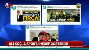 Fenerbahçe Başkanı Ali Koç, A Spor temsilcisini FBTV'de yayına almadı.  Serkan Korkmaz bu karara tepki gösterdi. Emre Bol da açıklama yaptı