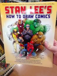 stan lee tells me how to draw ics aka this book le bugged me