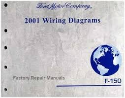 2001 ford f150 truck electrical wiring diagrams original manual ford motor company 2001 wiring diagrams f 150