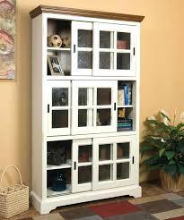 glass door bookcase cabinet glass door shelves bookcase with doors small antique bookcases cabinet martin furniture glass door bookcase costco