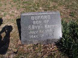 Buford Brewer (1906-1914) - Find A Grave Memorial