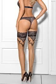 Axami Fondant Au Chocolat Stockings