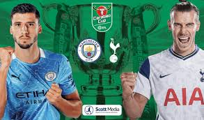 As it happened: Manchester City 1-0 Tottenham Hotspur: Citizens win the 2021  Carabao Cup | 25/04/2021 - VAVEL International