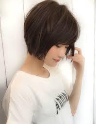 女っぽヘア春カジュアルショートak 228 ヘアカタログ髪型ヘア