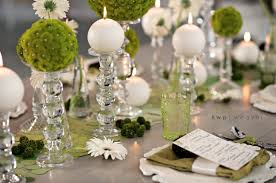 table accents, Green wedding, Orlando weddings, Heaven Event Center,  Kristen Weaver Photography