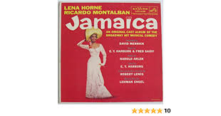 Lena Horne, Richard Montalban, Adelaide Hall, Augustine Rios, Josephine  Premice, Ossie Davis, Lehman Engel - Jamaica: An Original Cast Album of the  Broadway Hit Musical Comedy - Amazon.com Music