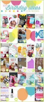 101 birthday ideas for friends 5