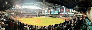 Chase Field Az Seating Chart Chase Field Wikipedia