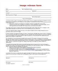 Standard Photo Release Form Template Inspirational Publicity For ...