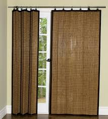 curtain panels bamboo curtains