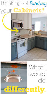 Kitchen Cabinets Reading Pa Painting Your Kitchen Cabinets What I Would Do Differently 2